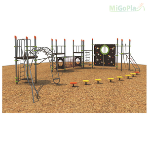 Outdoor Physical Equipment11