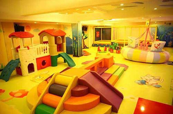 Design specification for indoor children's playground